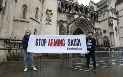 Reflections on the UK High Court Decision on arms sales to Saudi Arabia