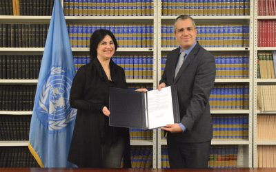 Honduras becomes the 10th Latin American State Party to the ATT