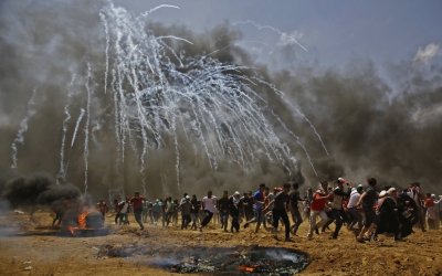 Amnesty International Calling for Arms Embargo on Israel