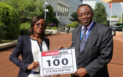 Cameroon: 96th State Party to the ATT