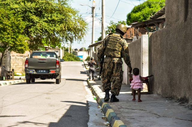Jamaican community activists leading the fight against cyclical armed violence