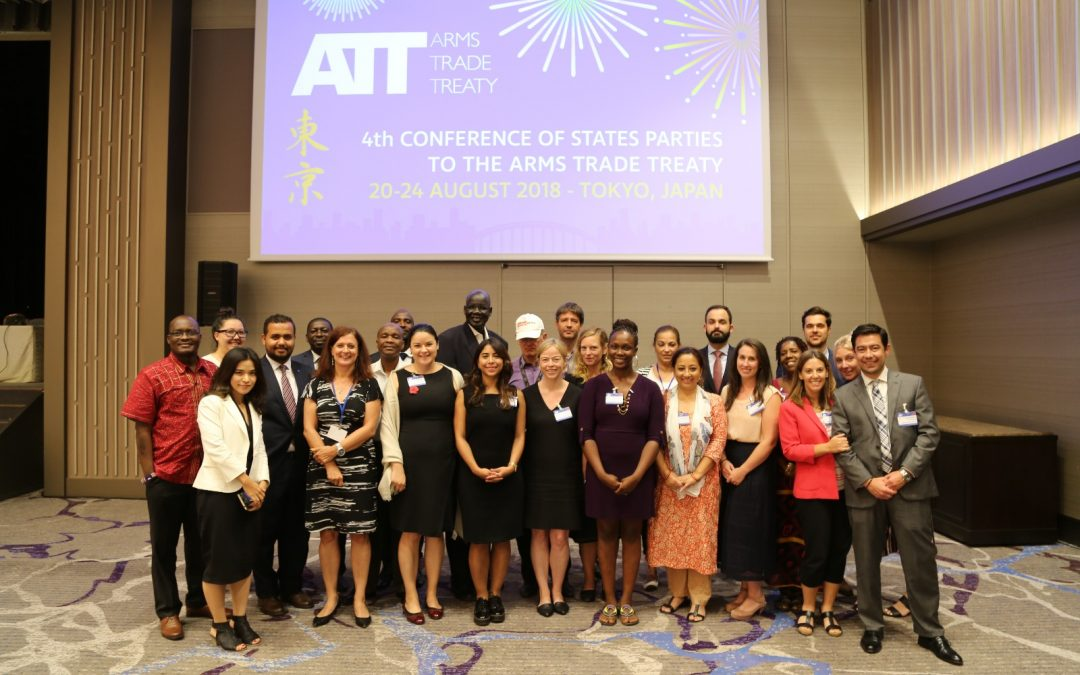 ATT Conference of States Parties concludes in Tokyo