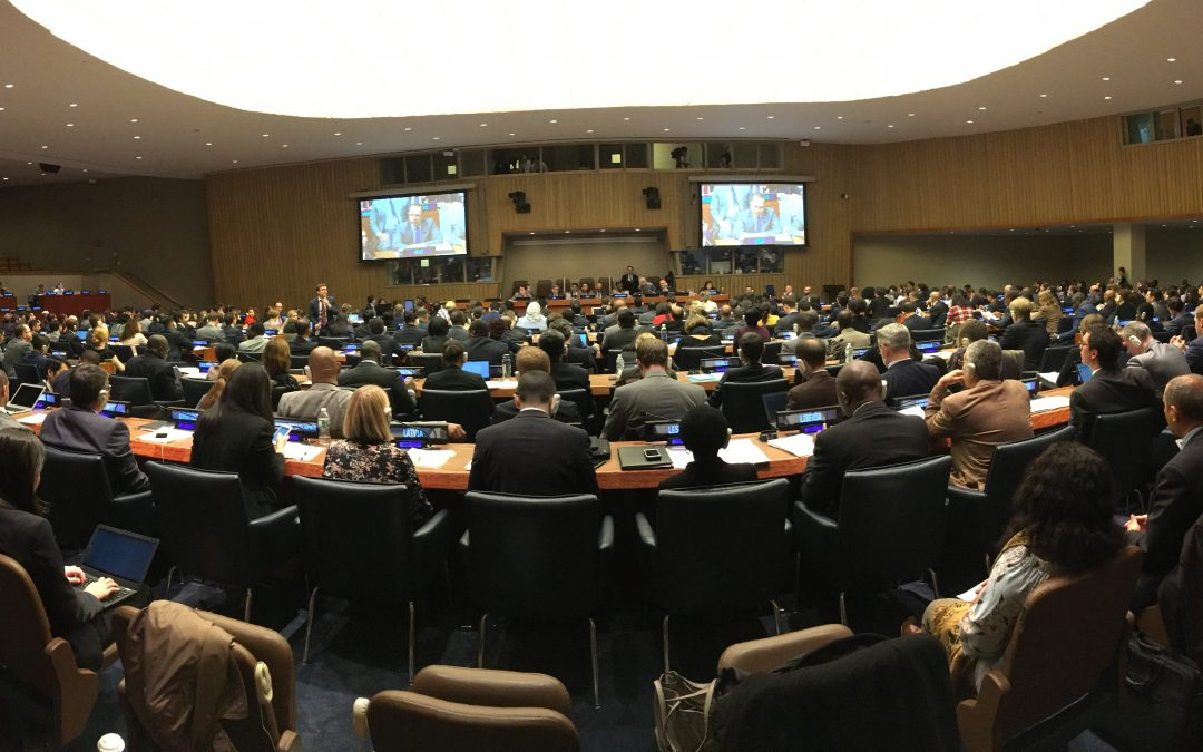73rd UNGA First Committee comes to a close