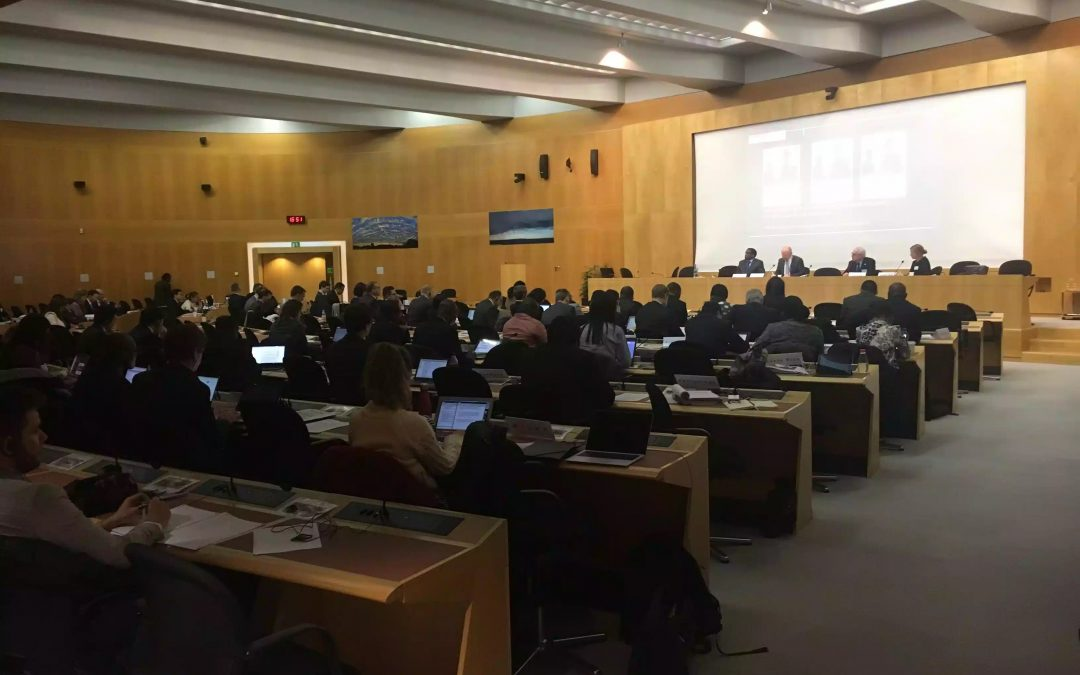 First round of ATT CSP2019 Preparatory Meetings held in Geneva
