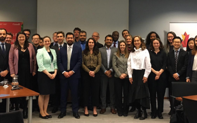 Interactive Diversion Workshop held in Geneva, Switzerland