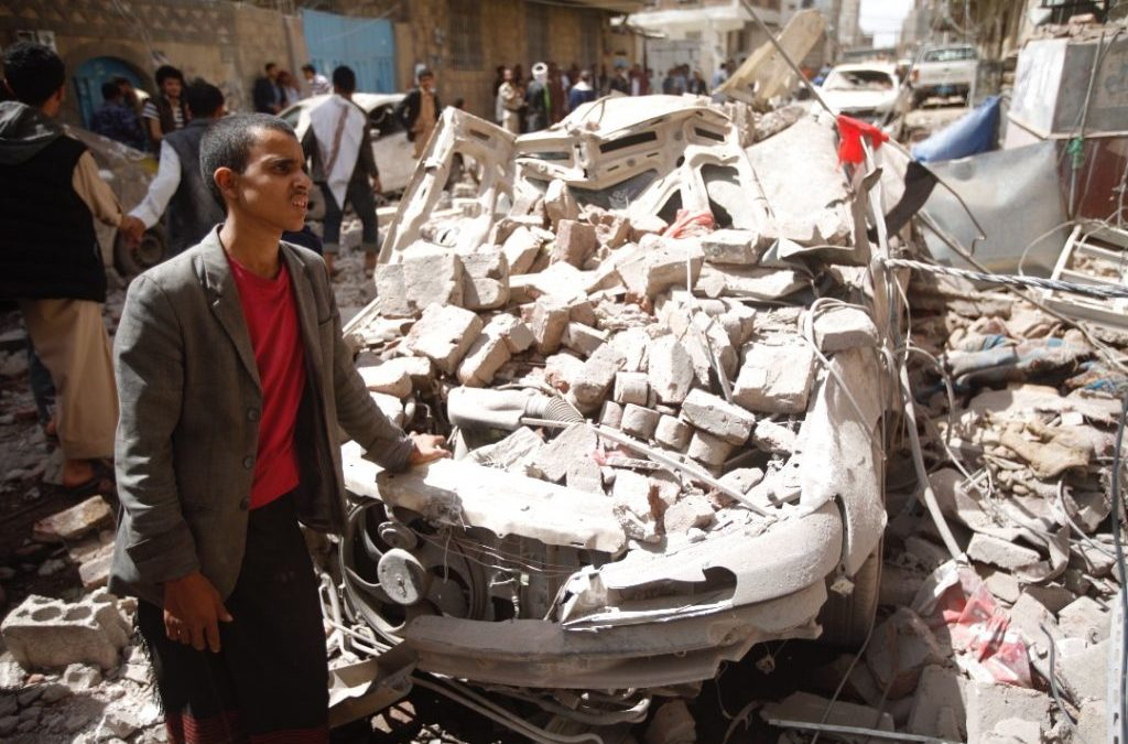 Renewed hope for Yemen as more countries halt arms transfers to Saudi-led coalition