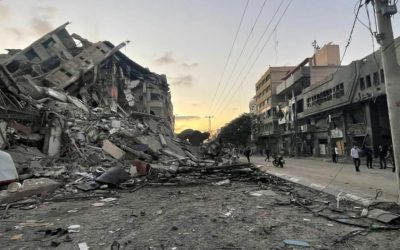 ATT States Parties must halt all arms sales to Israel to protect civilians in Gaza